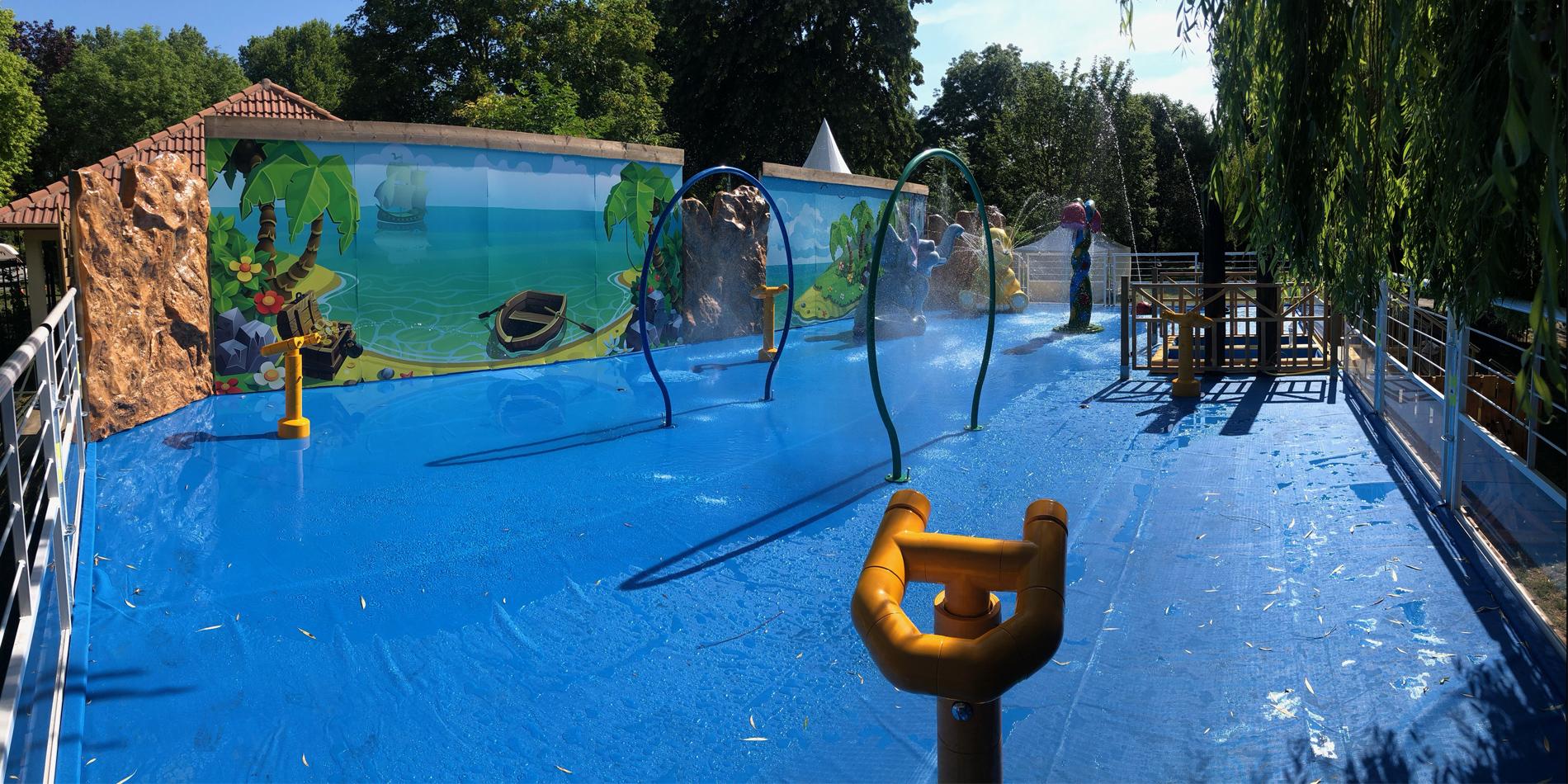 Jeux aquatiques Neuilly-Sur-Marne